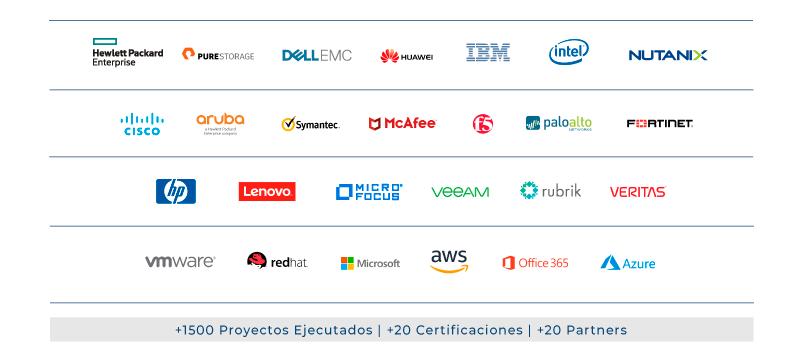 Venta de Hardware y Software en Chile